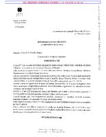 int. linea FL3 Viterbo Roma 12.02.19