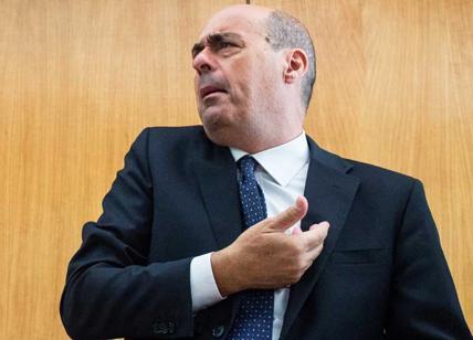 Bibbiano: Insulti a Meloni, ma Zingaretti non condanna